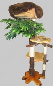 El Bonito Kratzbaum mit 3 Flächen